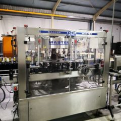 B16 PE 2003 BOTTLE LABELLER
