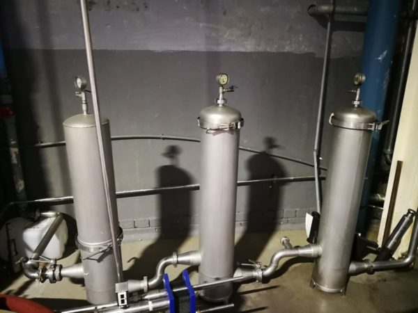 B26 WATER KERSFILTERS BY BOTTELERING