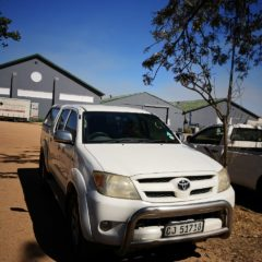 K102 TOYOTA HILUX DOUBLE CAB