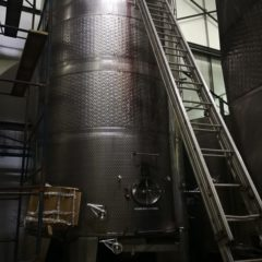 K76 TANK STAINLESS STEEL TOP CELLAR 37 000 LITRE
