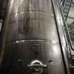 K77 TANK STAINLESS STEEL TOP CELLAR 100 000 LITRE