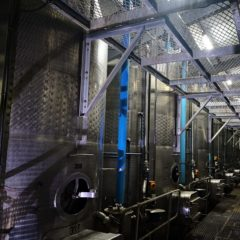 K79 TANK STAINLESS STEEL TOP CELLAR 30 000 LITRE