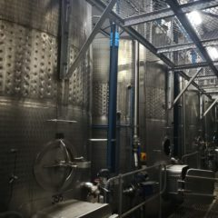 K80 TANK STAINLESS STEEL TOP CELLAR 18 500 LITRE